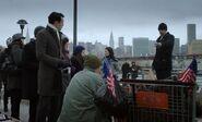S01E19-Holmes whistles crowd