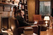 008 We Are Everyone episode still of Sherlock Holmes