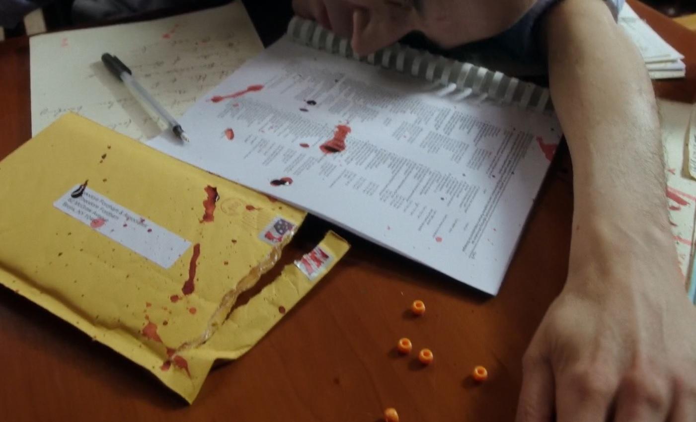 The Five Orange Pipz/Transcript