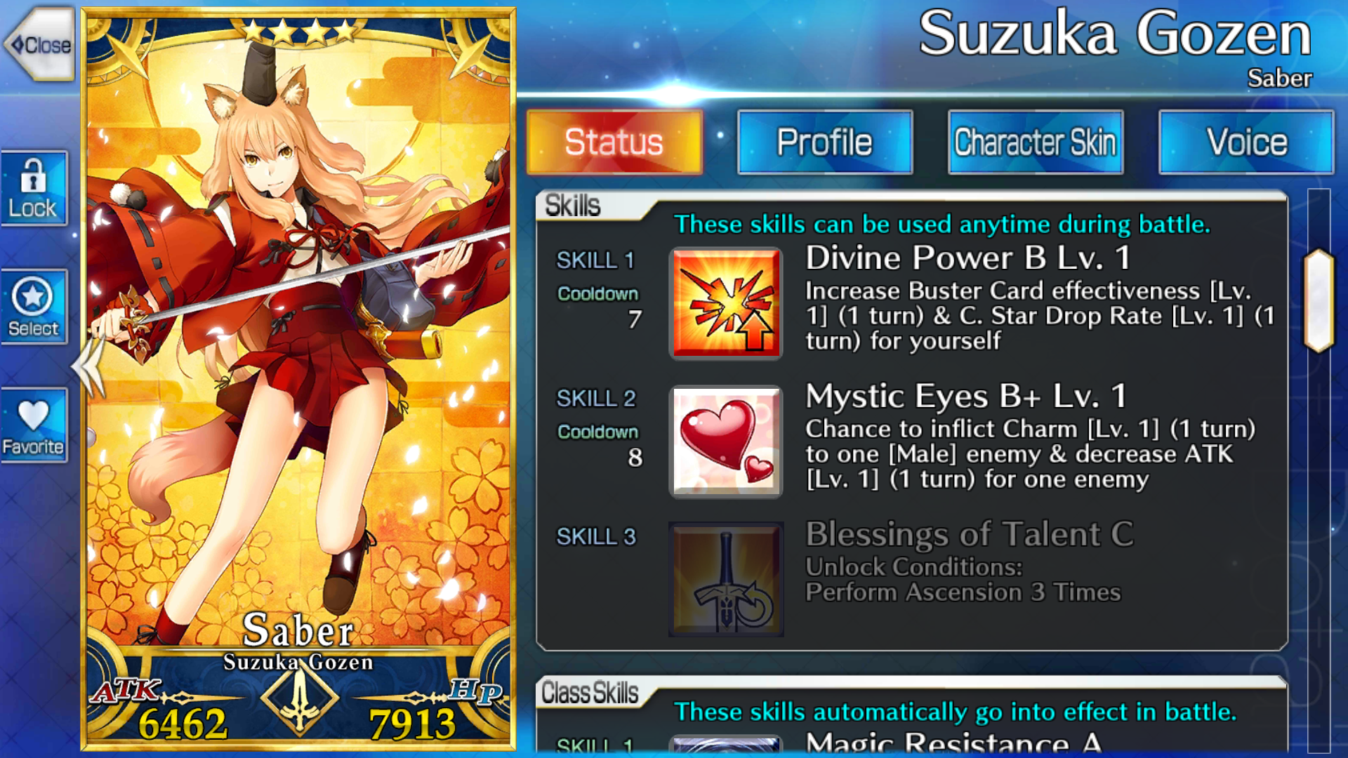 Yes My New saber, Best foxy girl