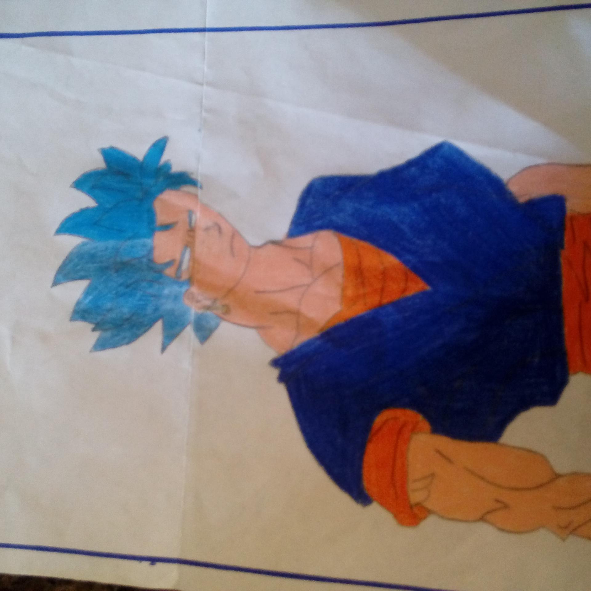 O meu desenho ficou legal?