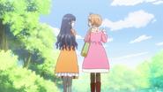 CCSCC EP05 - Sakura talking about Touya