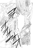 Firey transformation manga