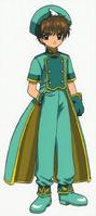 Syaoran's Final Battle Costume