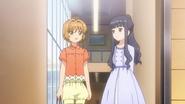 CCSCC EP15 - Sakura and Tomoyo