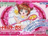 Cardcaptor Sakura: Sakura Card de Mini-Game