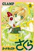 Cardcaptor Sakura Volume 3 (manga)