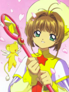 Cardcaptor Sakura image from season 2 of Cardcaptor Sakura