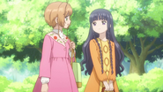 CCSCC EP05 - Sakura and Tomoyo talking about their friends