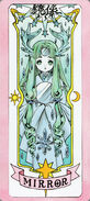 Mirror (Clear Card)