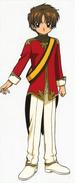 Syaoran's Prince Costume