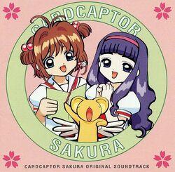 Cardcaptor Sakura Original Soundtrack 1 Front.jpg