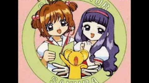Card Captor Sakura - Anata to Ireba Sakura And tomoyo duet