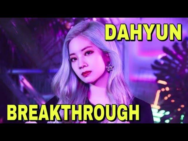 TWICE - Breakthrough MV (Dahyun focus)