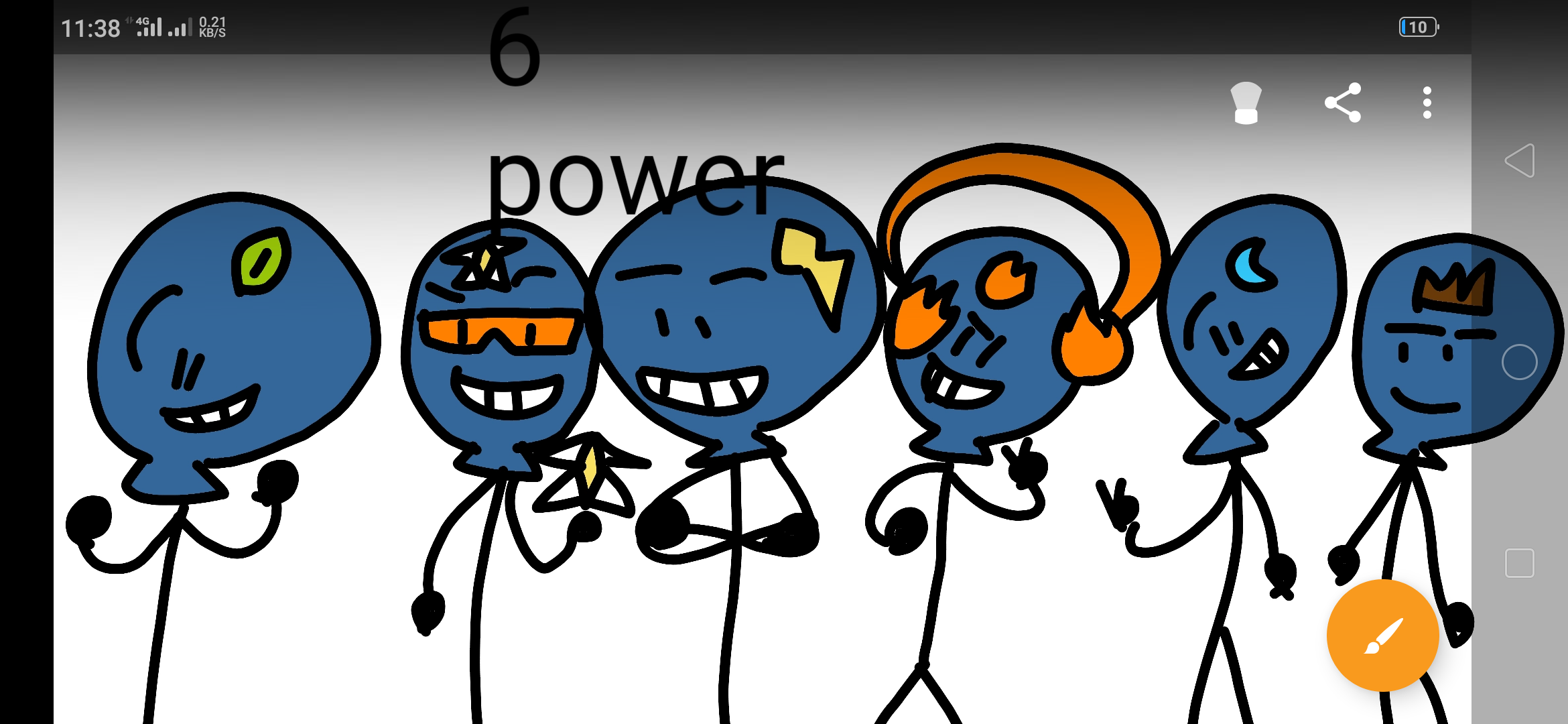 I have 6 power