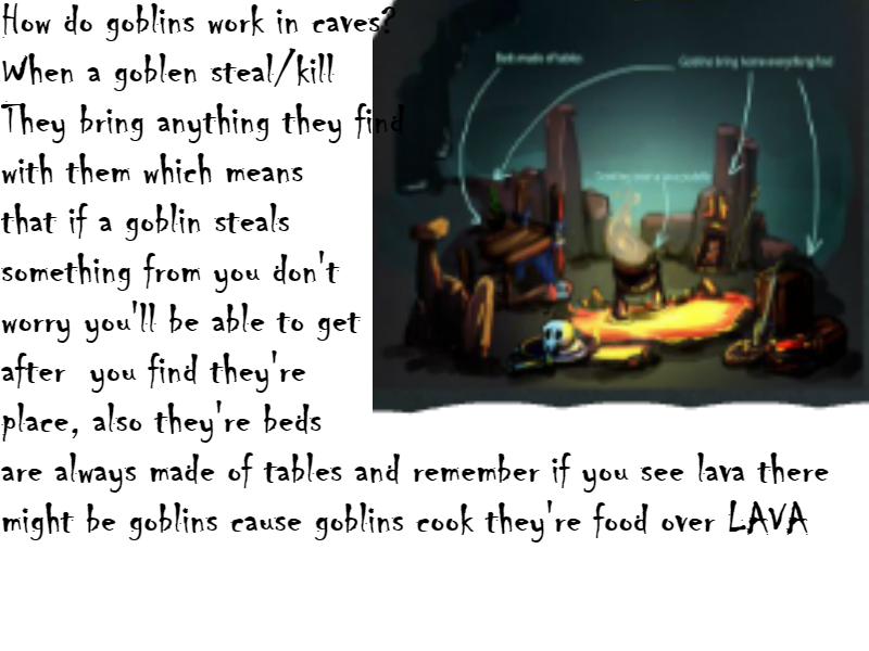 How do goblins work In Hytale?