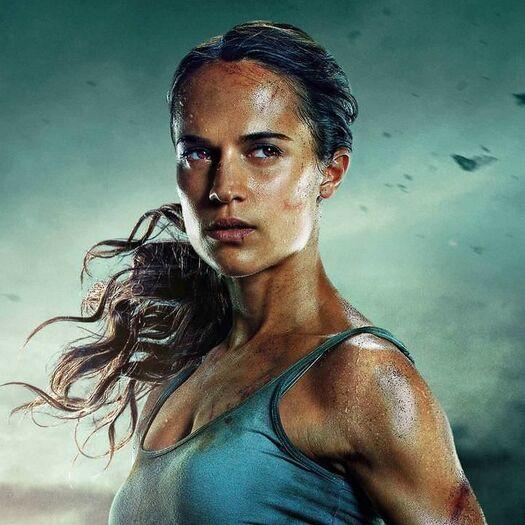 'Tomb Raider' Review: Give Alicia Vikander an Ellen Ripley Award
