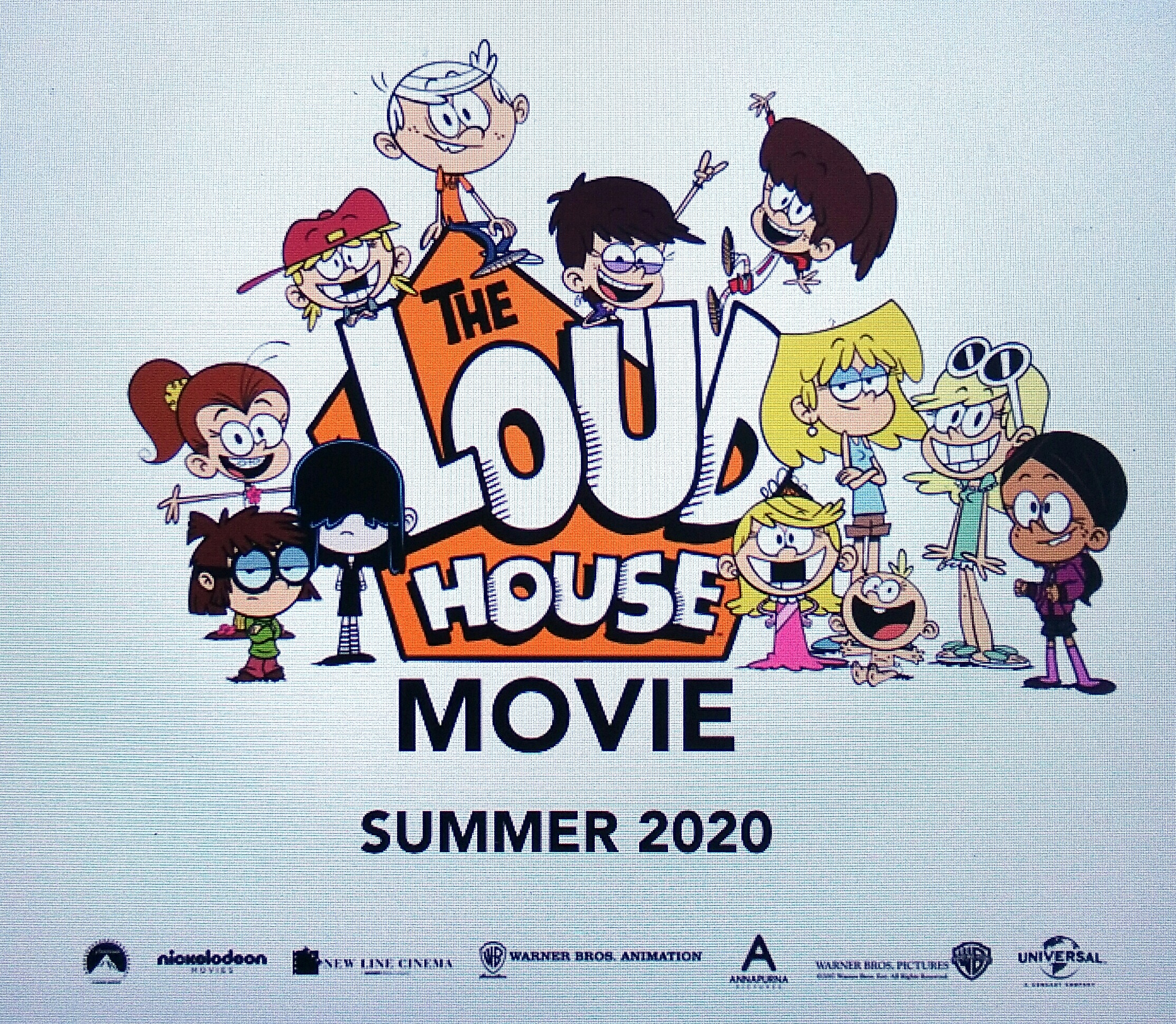 The Loud House Movie (2020)