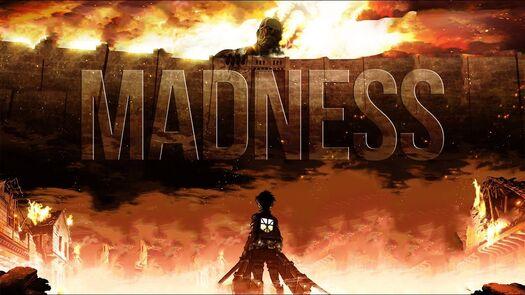 Attack on Titan || Madness [HBD Danov Art.]