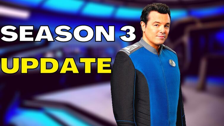 THE ORVILLE Update! Season 3 News, Change to Hulu, New Cast Members and More!