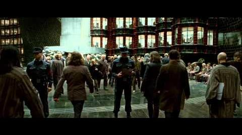 Deathly Hallows Part 1 trailer