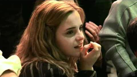 Deathly Hallows Last Day Of Filming
