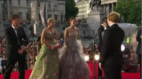 HP7 London World Premiere