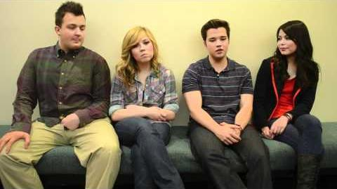"""ICarly Cast Dishes on """"iCarly The Sequel!"""""""