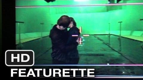 Rupert Grint and Emma Watson Kiss