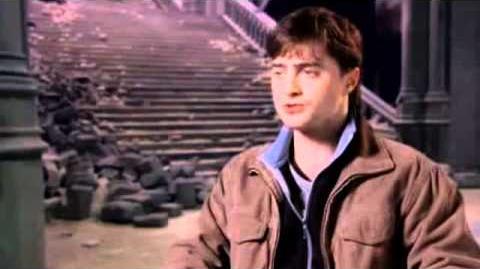 Daniel Radcliffe Deathly Hallows 2 Interview