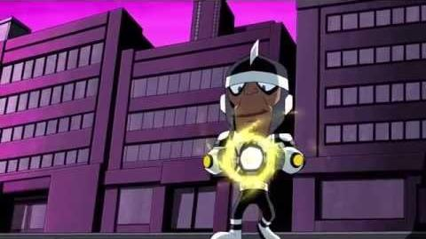 New Teen Titans 9 - Utility Player