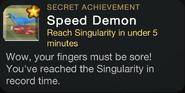 Speed demon ds