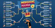 Mesozoic mania brackets