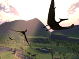 Mesozoic Valley