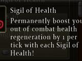 Sigil of Health