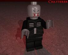 Lego Hellraiser - Chatterer