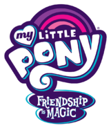 My Little Pony Friendship Is Magic - season 7 logo (English)