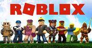 Roblox 2018 banner