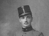 Archduke Maximilian Eugen of Austria