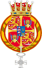 Coats of arms of Crown Prince Tito of Finland.png