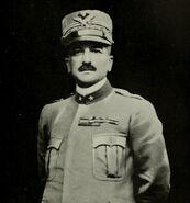 Portrait of General Armando Diaz