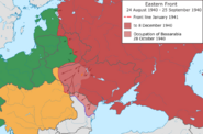 Eastern Front 1940-08 to 1940-12