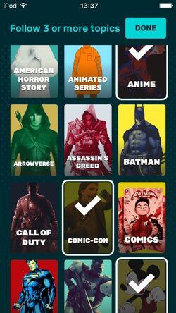 FANDOM app pick your topics.jpg