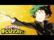 My Hero Academia - Opening 1 - The Day