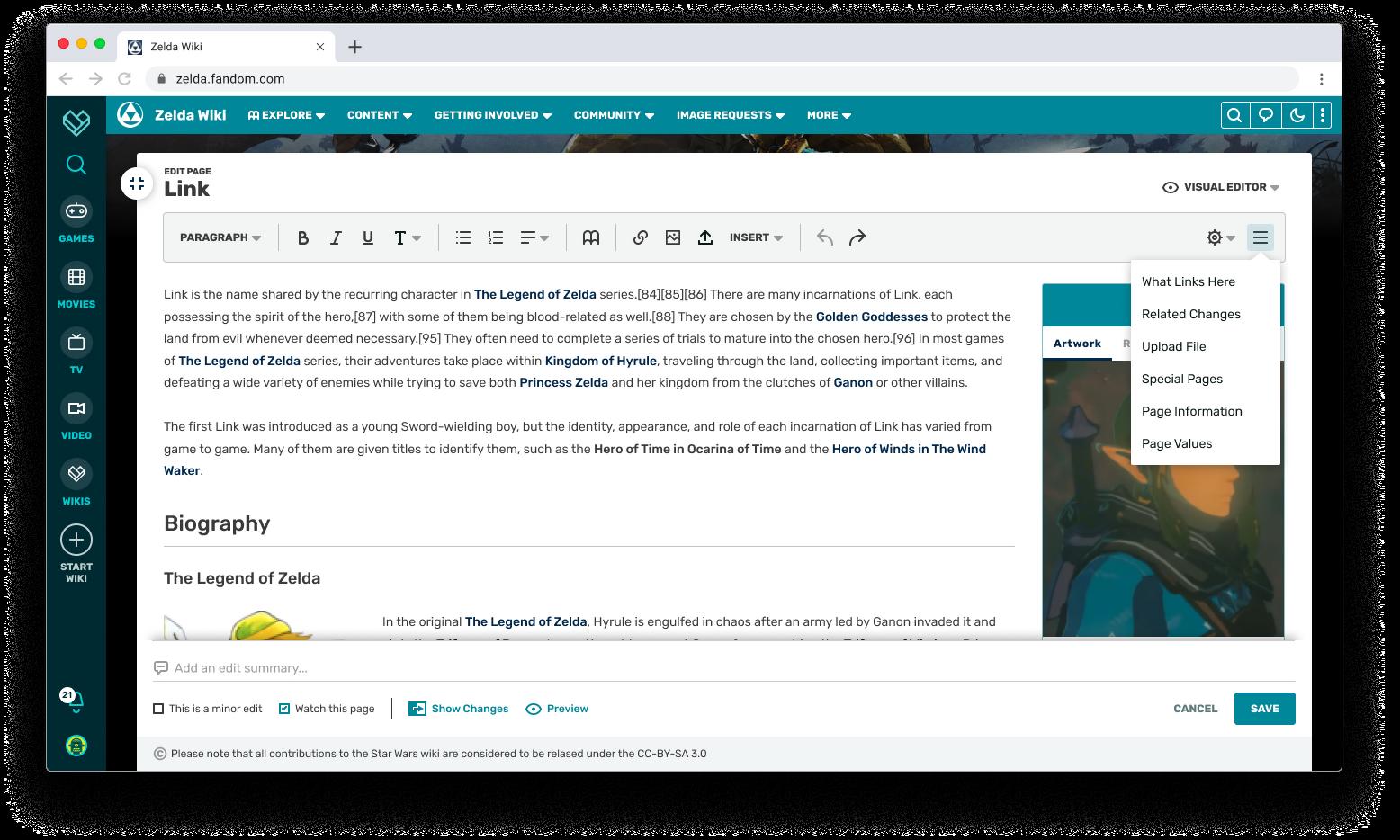 Новый единый дизайн - инструменты редакторов