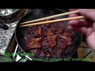 糖醋排骨Sweet and sour pork ribs