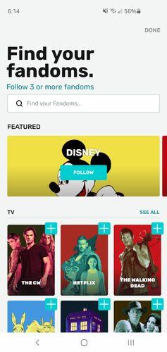Fandom App Select Fandoms.jpg