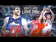 Why We Love Dirk Nowitzki - The Brutal Truth (2021)
