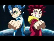 Beyblade Burst SURGE- We Got The Spin - Official Music Video