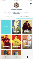 FANDOM app user profile 1